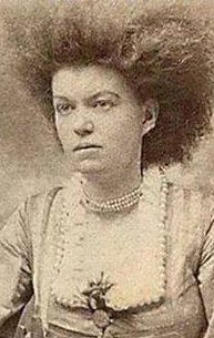 "There is no shame in having ""unruly"" hair! (I do not know the source of this image.)"